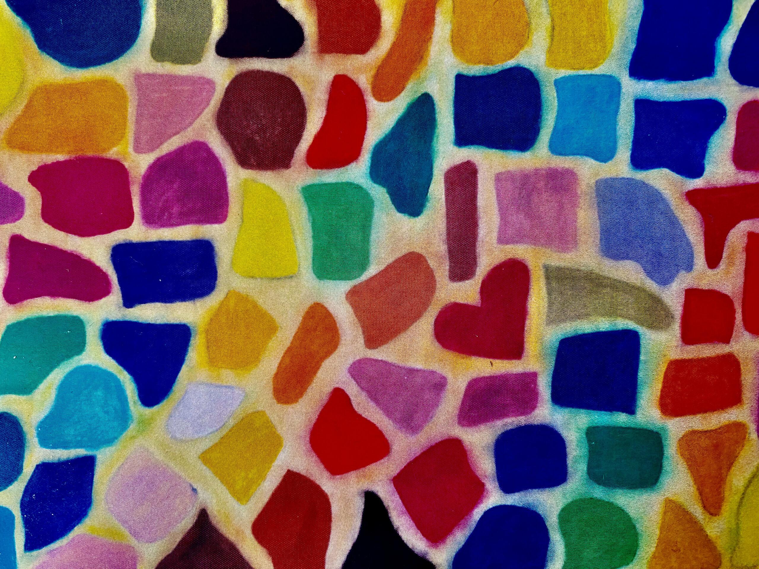 Mosaik mit herz